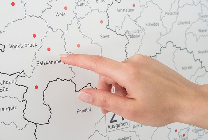 Regionalmedien Austria (RMA): Geomarketing